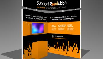 Support Revolution Stand 2