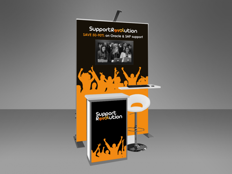 Support Revolution Stand1
